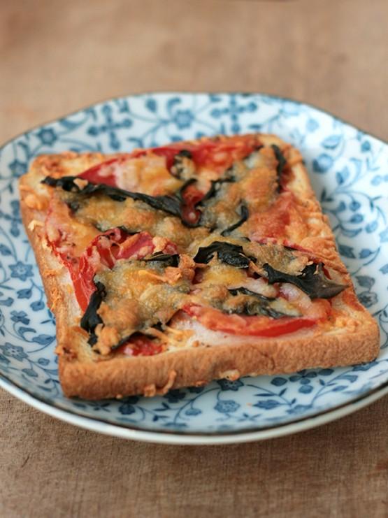 pizza toast-1